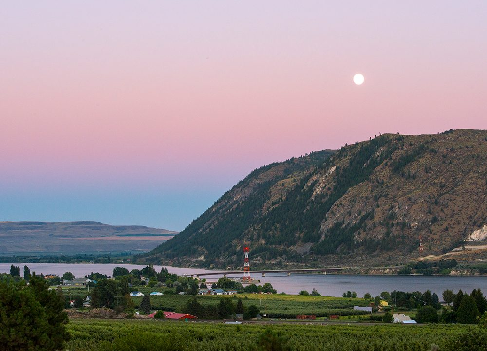 Brewster, Washington